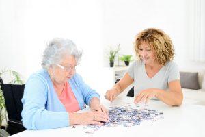 dementia caregiver puzzle