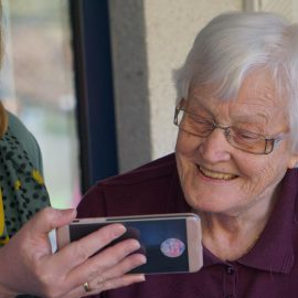 Technology Can Help Seniors