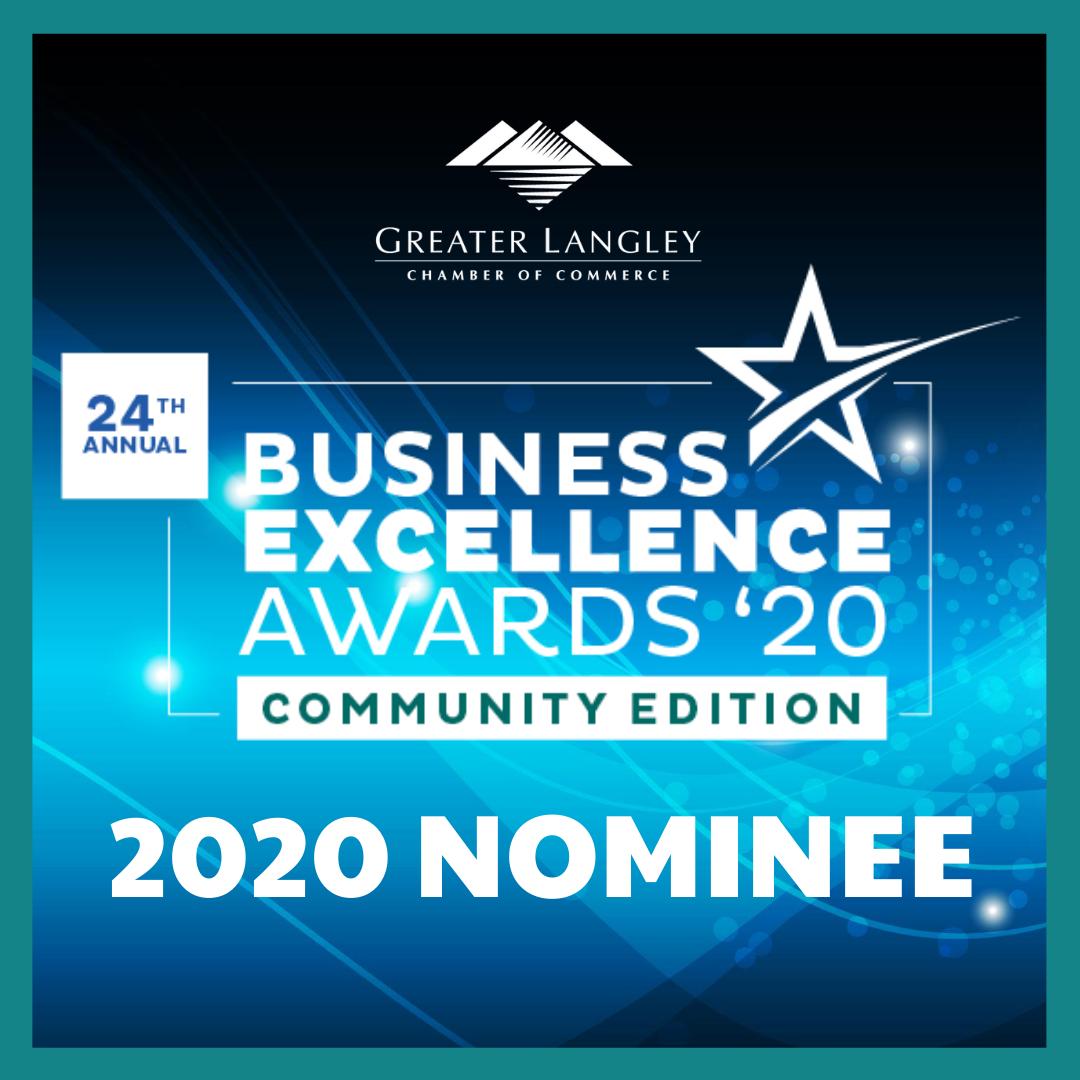 2020 BEA Nominee